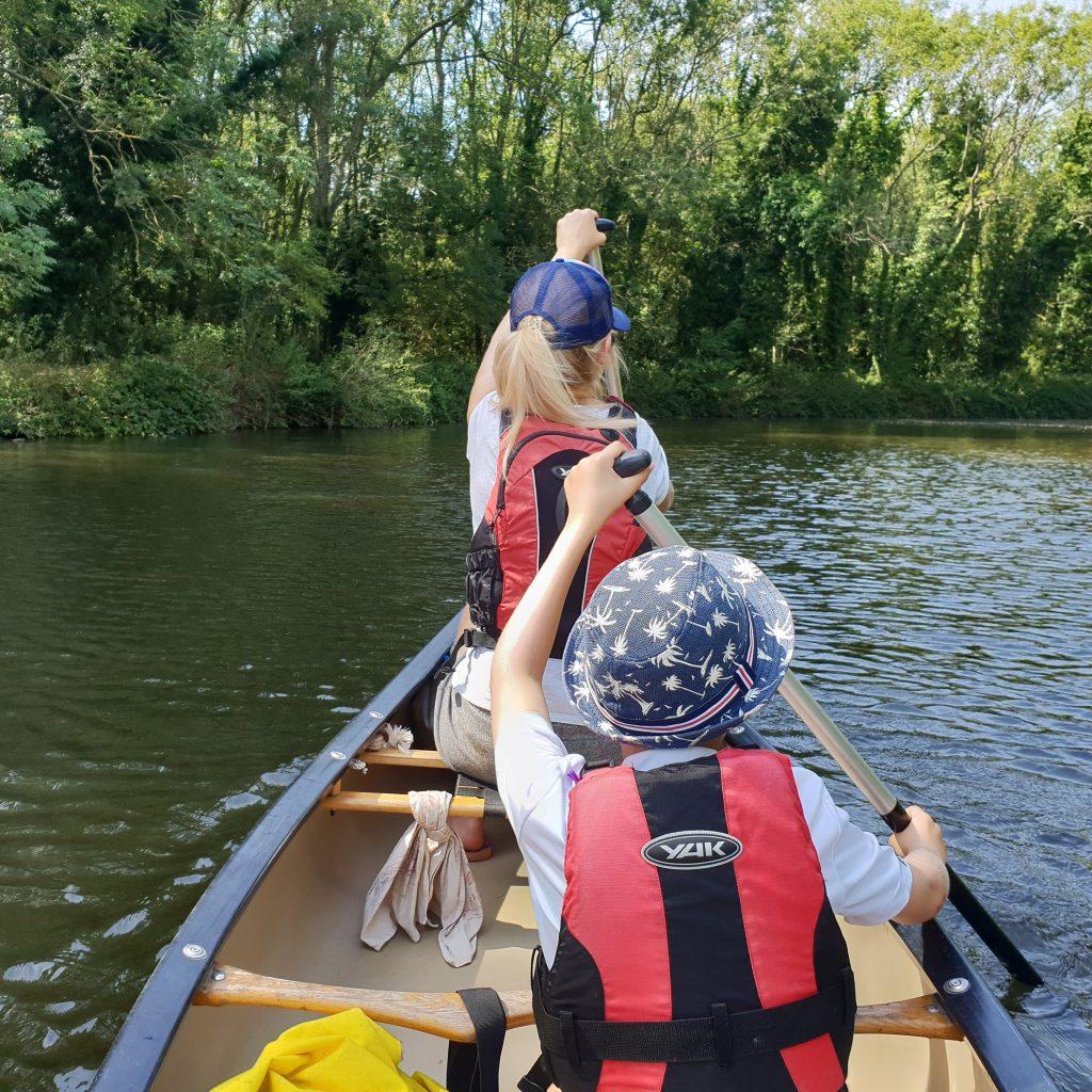 River Medway Canoe
